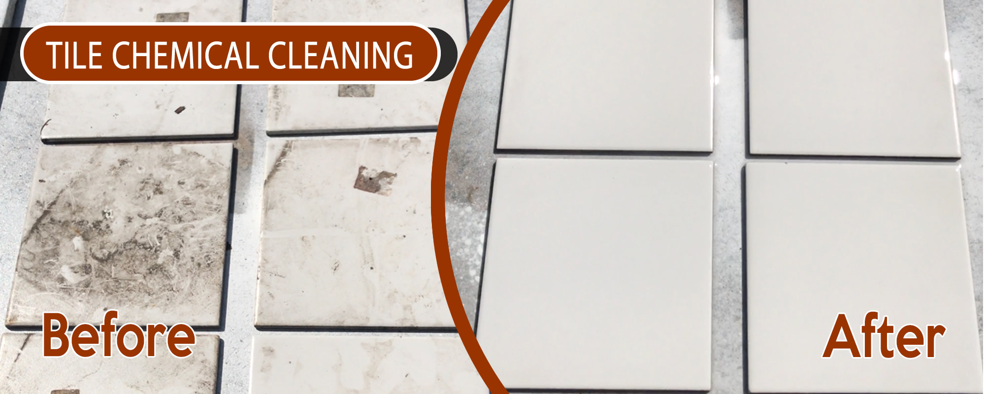 tile chemical cleaning california